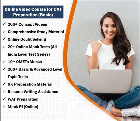 Cat online classes | online cat preparation course | cat online classes
