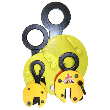 Buy premium quality camlok plate clamps in the uk - bishop lifting services