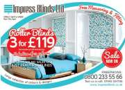 Get up and hire impress blinds to enhance the attraction of your home
