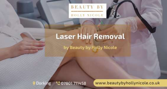 Safest place for laser hair removal in dorking