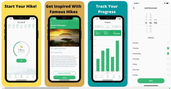 Xwalk: nordic walk tracker