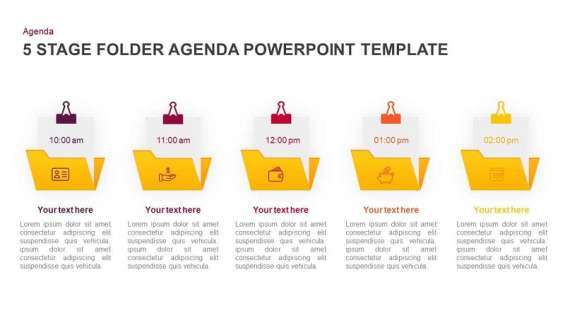 Agenda powerpoint slide templates