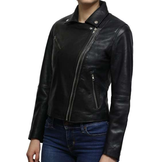 Best designer leather jackets for women