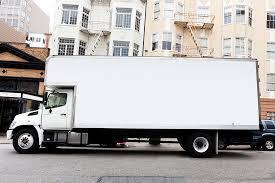 Hire removal van