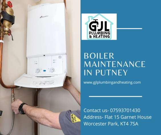 Boiler maintenance in putney