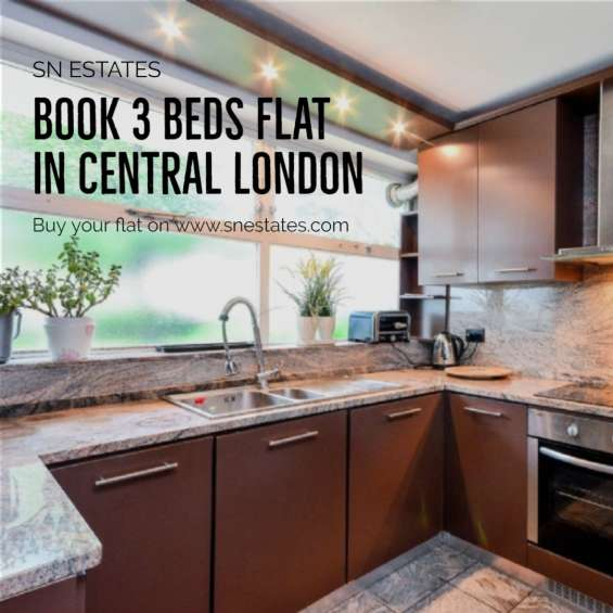 Commercial real estate agents central london| sn estates london ltd