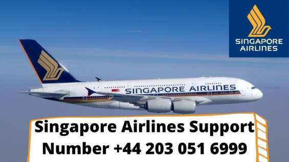 Singapore airlines flight tickets | best flight deals & discounts | +44 203 051 6999