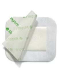 Self-adhesive absorbent mepore dressings | wound-care