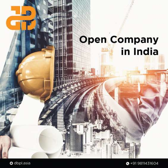 Open company in india - dbpl