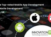 Innovationmuk is the best software development and mobile app development derby uk.