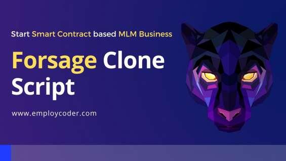 Forsage clone script