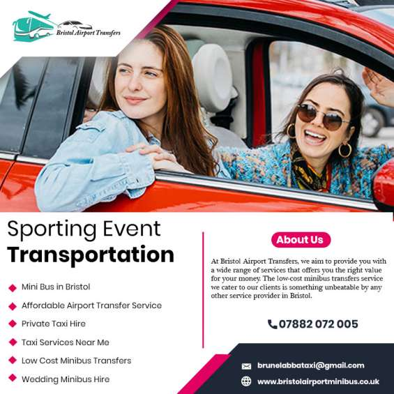 How to find quality sporting event transportation in bristol?
