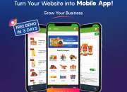 Android mobile commerce app is a native solution