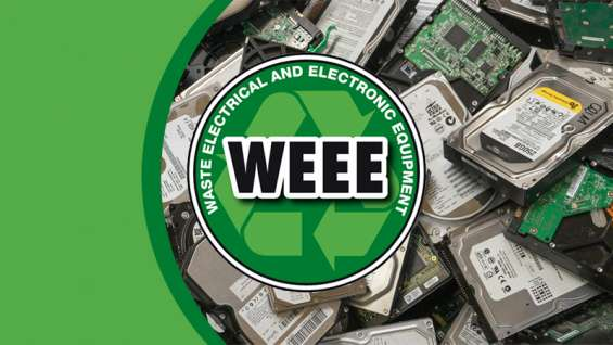Weee recycling service