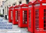 Expert Dissertation Services UK