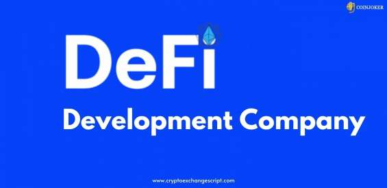 Defi development company | defi development services