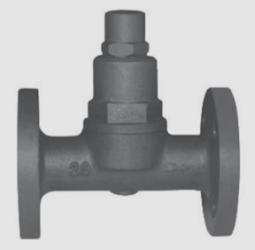 Steam valve manufacturer in italy