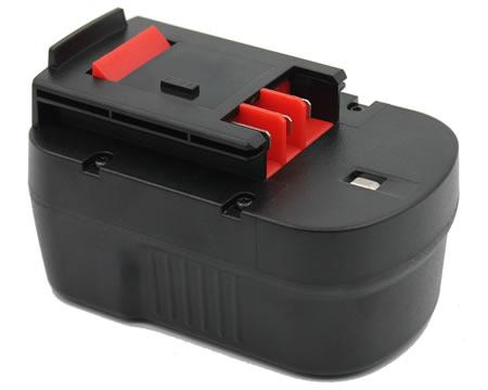 14.4v black & decker a14 a14e a1714 power tool battery