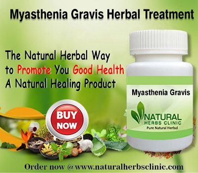 Natural remedies for myasthenia gravis