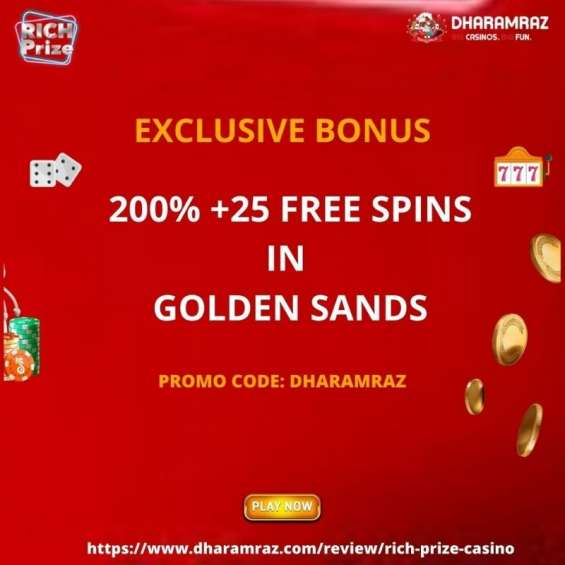 Rich prize casino promo code