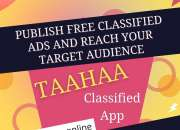 Business Classifieds Ad Posting App