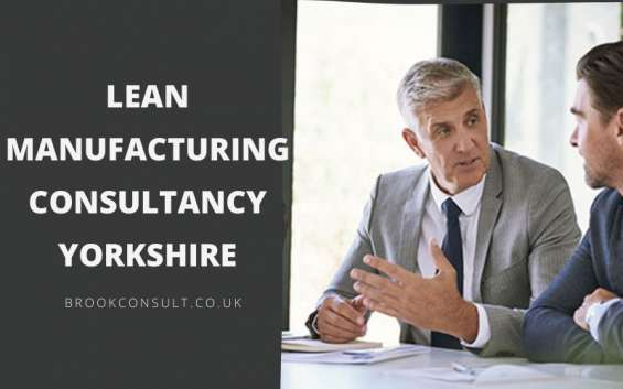 Lean manufacturing consultancy services - brook consultants