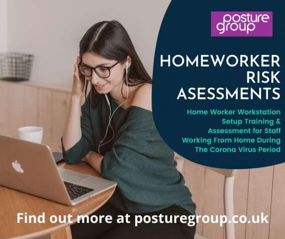 Homeworker risk assessments