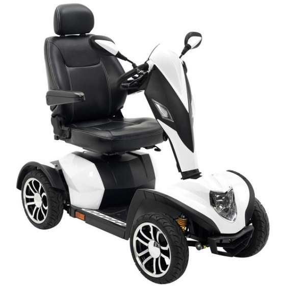 Drive cobra 4 wheel travel mobility scooter