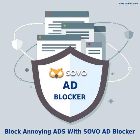 Sovo ad blocker