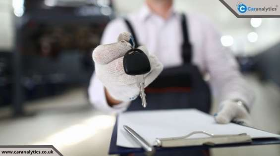 How to transfer the car ownership through online?