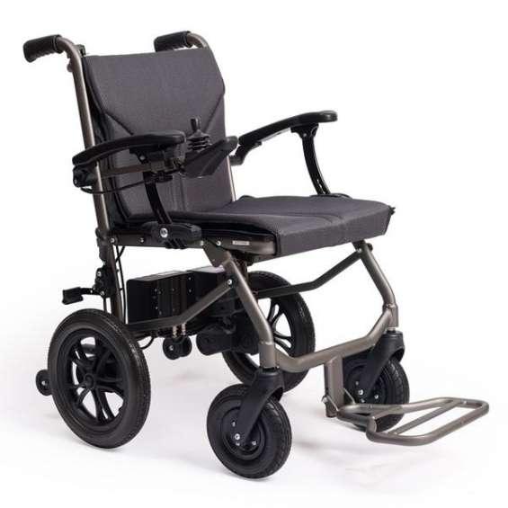Efoldi lightweight mobility power chair