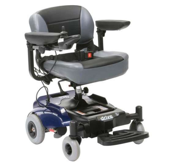 Drive devilbliss geo micro lightweight electric powerchair