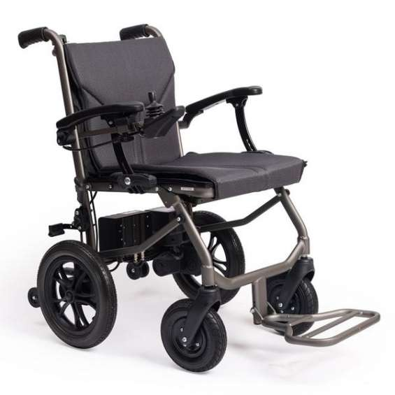 Efoldi lightweight mobility power chairs