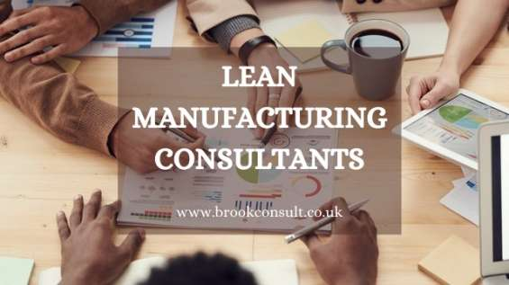 Lean manufacturing consultants ? brook cooperate developments