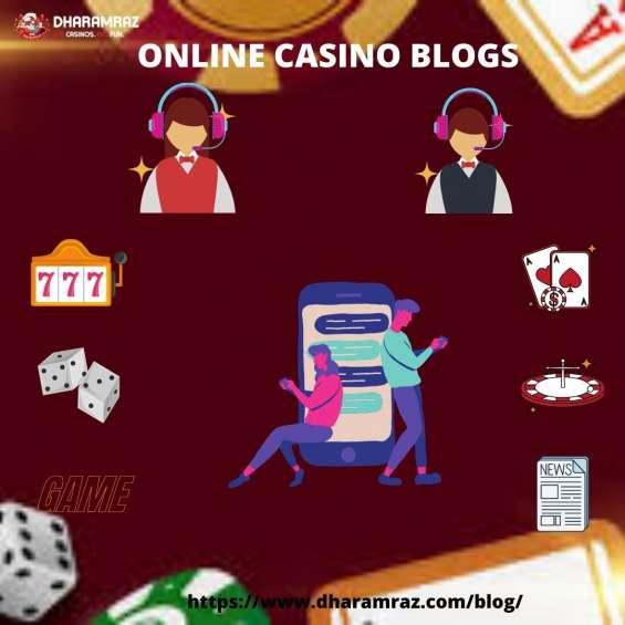 Online casino blog 2021 | casino gaming blog 2021