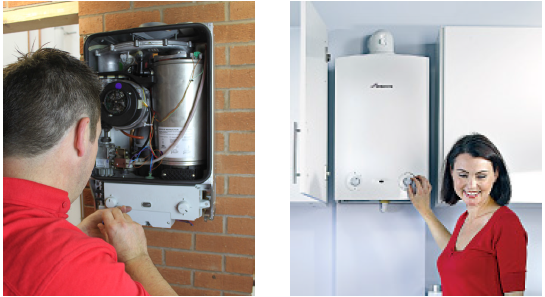 Need a system boiler in warrington? call 01925 234 450