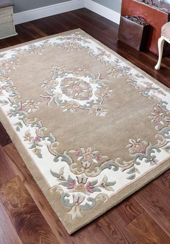Royal rug by oriental weavers colour beige