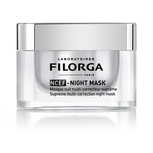Filorga ncef night mask: supreme multi-correction night mask 50ml