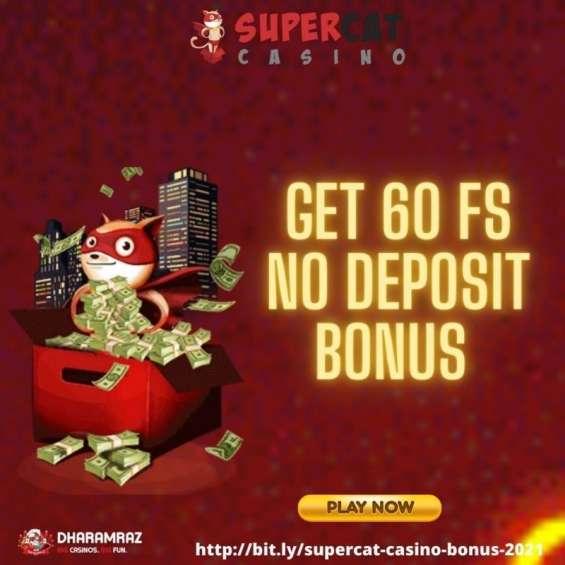 Supercat casino bonus 2021