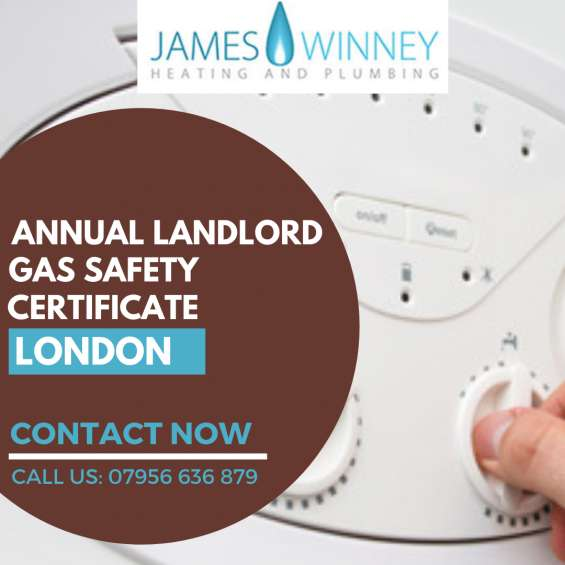 Annual gas safety certificate chelsea | james winney