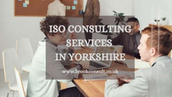 Looking for iso consulting services in yorkshire?