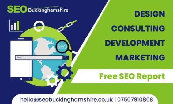 Seo services london - seo buckinghamshire