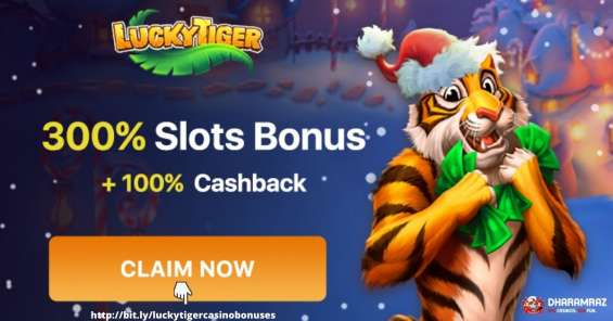 Lucky tiger casino review 2021