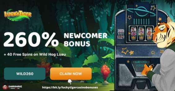 Lucky tiger casino bonus 2021