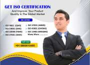 Get ISO 45001 Certification for Worker health and safety