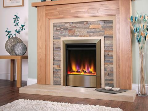 Hearth mounted electric fires | wall mounted electric fires