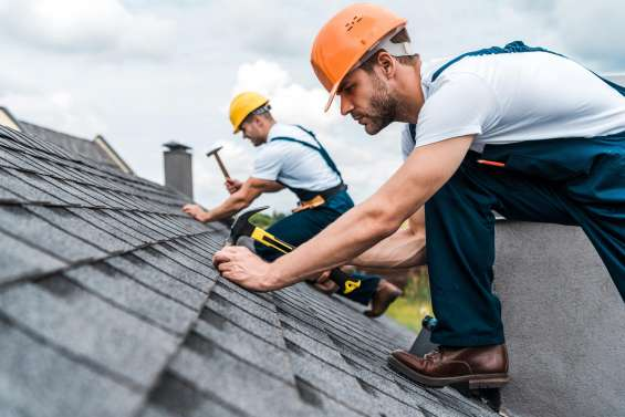 Bison roofers in glasgow are here for all roofing services!