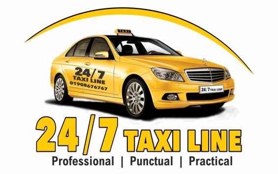 Best 247 taxi service in milton keynes