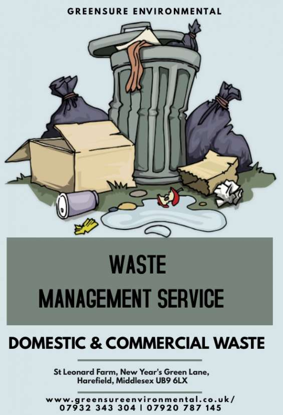 Waste disposal systems | waste recycling plant