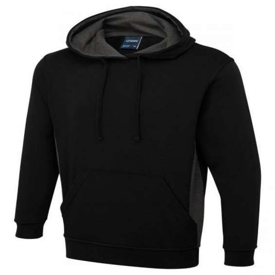 10%-off soft comfortable personalized hoodies with logoprinted on it.